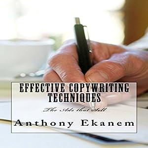 Effective Copywriting Techniques Audiobook