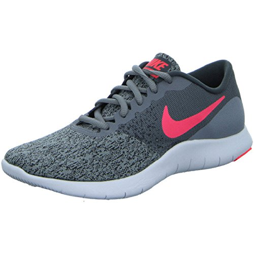 De Wmns Nike Contact cool anthracite Grey Chaussures Multicolore 005 Femme Fitness Flex Red solar IxHfA