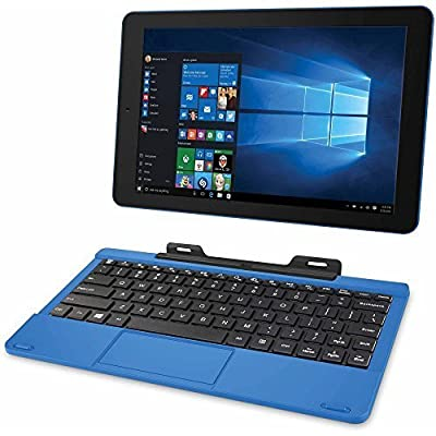 High Performance RCA Cambio 2-in-1 Touchscreen Windows 10 Tablet PC 2GB RAM 32GB