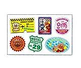 Japan Kids Toys - Anpanman My travel bag *AF27*