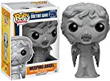 Weeping Angel: Funko POP! x Doctor Who Vinyl Figure + 1 FREE Official Dr Who Trading Card Bundle [52584]