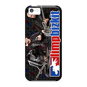 JonathanMaedel Apple Iphone 5c Durable Cell-phone Hard Covers Customized Nice Limp Bizkit Band Pattern [lhA652mMkD]