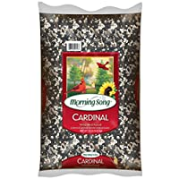 Morning Song 11341 Cardinal Wild Bird Food, 20-Pound