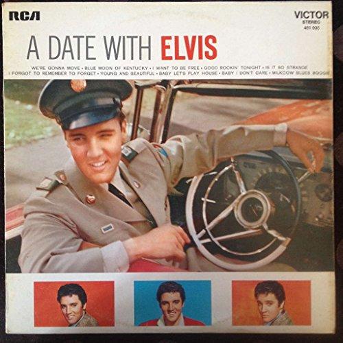 Elvis Presley - A Date With Elvis + Elvis Is Back