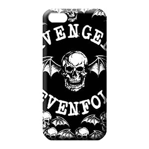 iphone 5 5s Heavy-duty Hot trendy cell phone carrying skins avenged sevenfold