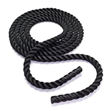 Black Mountain Products Exercise Agility Battle Rope