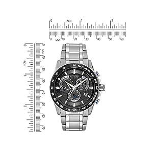 Citizen Eco-Drive Perpetual Chrono Atomic Timekeeping Titanium Watch for Men, AT4010-50E