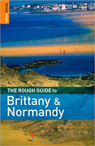 the rough guide to brittany and normandy rough guide to