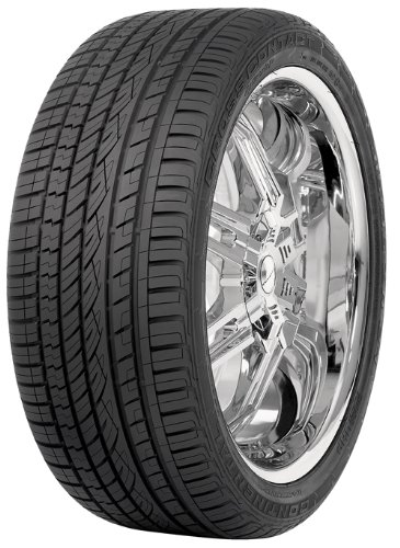 Continental CrossContact UHP Radial Tire - 255/55R18 109V (255 55r18 Continental)