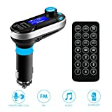 Best SOONHUA MP3 Players - Car Bluetooth FM Transmitter, SOONHUA Wireless In-Car Bluetooth Review
