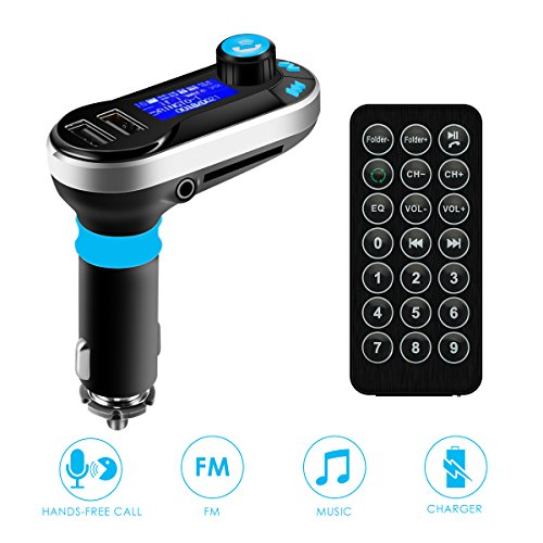 Bluetooth Transmitter SOONHUA Wireless Hand Free