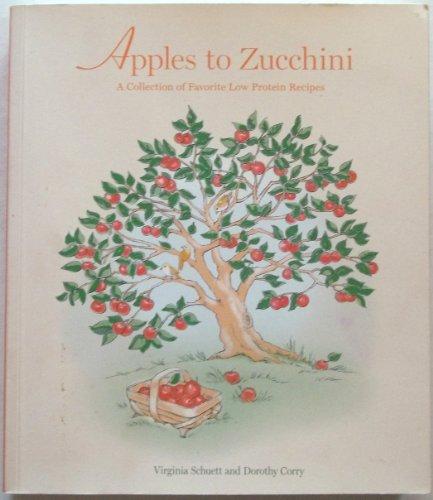 Apples to Zucchini