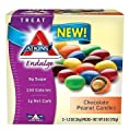 Endulge Chocolate Peanut Candies 1.20 Ounces (5 Packs)