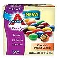 Endulge Chocolate Peanut Candies 1.20 Ounces (5 Packs)
