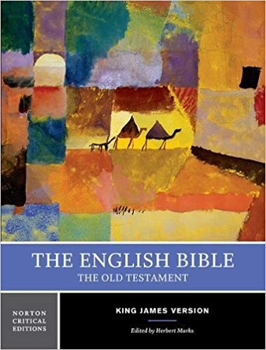 The English Bible, King James Version: The Old Testament (Vol  1