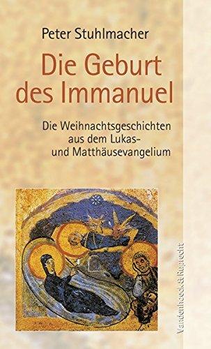 Die Geburt des Immanuel.