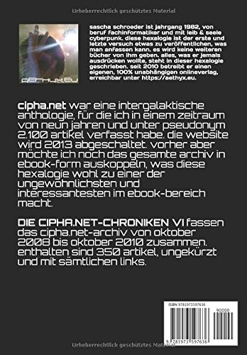 DIE-CIPHANET-CHRONIKEN-VI-eine-intergalaktische-cyberpunk-anthologie-German-Edition