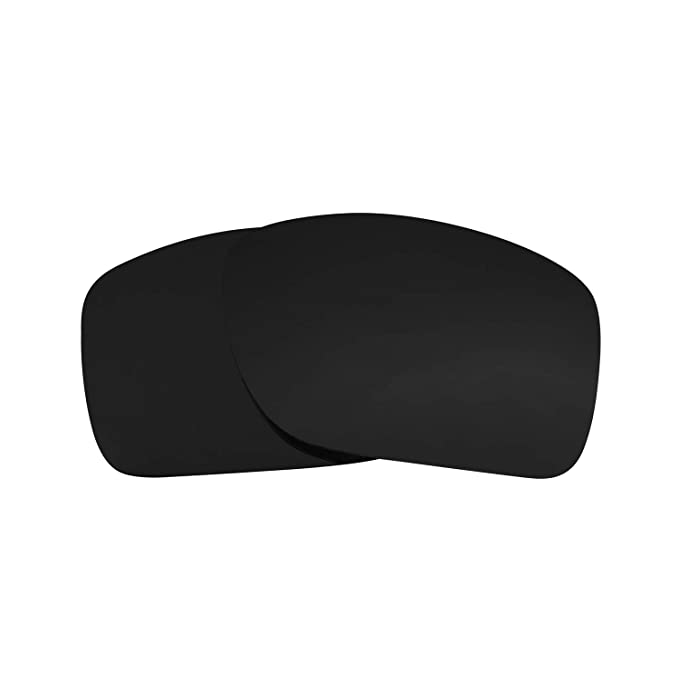 8adf9c5832 TURBINE Replacement Lenses Advanced Black by SEEK fits OAKLEY Sunglasses