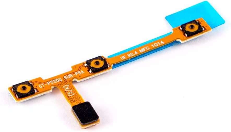 SM-T531 SM-T535 Group Vertical Replacement LCD Display Flex Cable Ribbon Connector Compatible with Samsung Galaxy Tab 4 10.1 SM-T530
