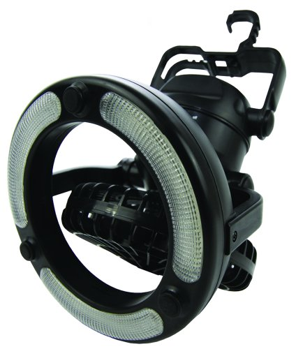 Clam 8429 LED Fan/Light, Large
