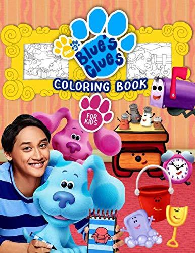 Blues Clues Coloring Book