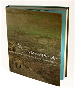 james mcneill whistler selected works from the hunterian art gallery