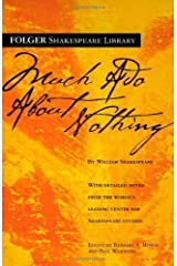 Much Ado About Nothing (Folger Shakespeare Library) Mass Market Paperback