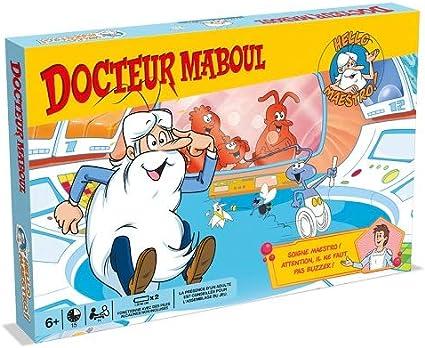 HOFF Docteur maboul Hello Maestro - il etait Une Fois la Vie - Jeu de Societe Enfant - Version Originale