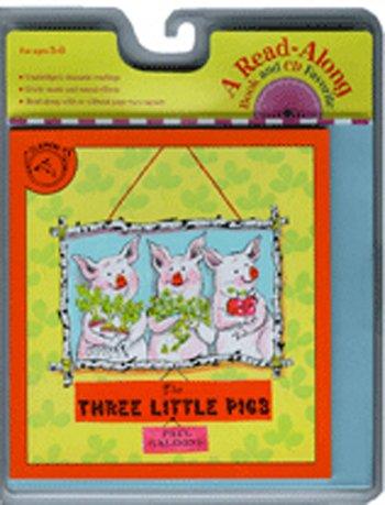 Carry Along Book & Cd Three Little