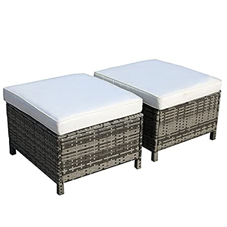 51ZiLe1RFWL._SS450_ Wicker Ottomans and Rattan Ottomans