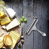 Stainless Steel Cheese Slicer,Adjustable