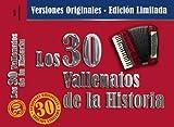 Los 30 Vallenatos De La Historia