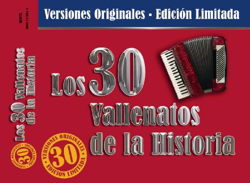 ... Los 30 Vallenatos De La Historia