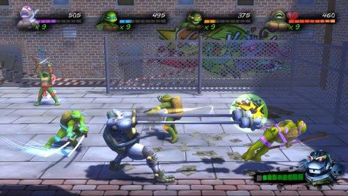 teenage mutant ninja turtles turtles in time snes rom