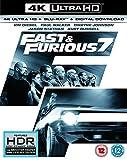 Fast & Furious 7 [4K UHD Blu-ray + Blu-ray] [2015]
