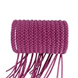 Kinven Original Mosquito Repellent Bracelet Natural DEET FREE Insect Repellent Bands, Anti Mosquito up to 360Hrs Protection Outdoor and Indoor, for Adults & Kids, 12 bracelets, Color Pink