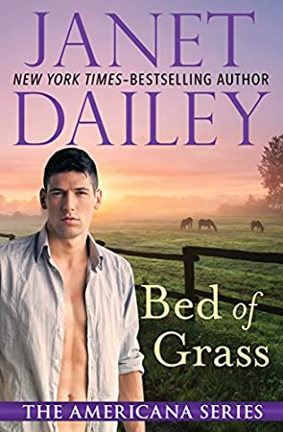 book cover of Bed of Grass