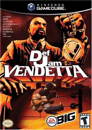 Def Jam Vendetta - Gamecube (Renewed)