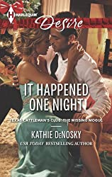 It Happened One Night (Texas Cattleman's Club: The Missing Mogul Book 7)