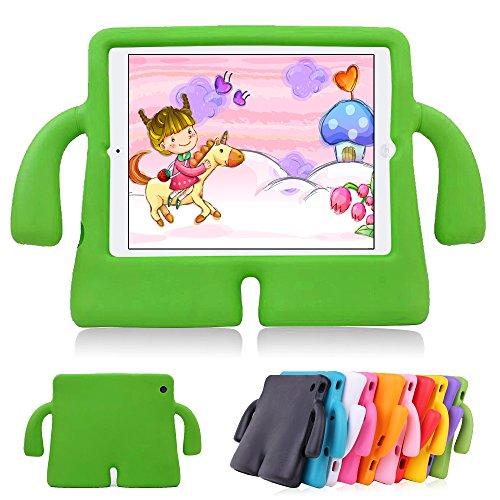Lioeo iPad Air 2 Kids Case iPad Air Kids Case Cute 3D Cartoo