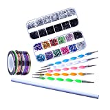 eBoot Nail Art Kit Decoration Set with Picker Review and Comparison