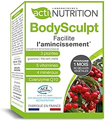 ACTInutrition - BodySculpt - guaraná / té verde