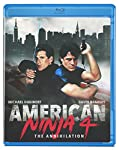 Cover Image for 'American Ninja 4: The Annihilation'