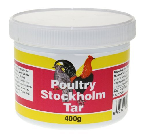 Battles Poultry Stockholm Tar - 400g by Battles Products