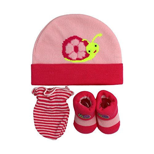 df3a453395f Image Unavailable. Image not available for. Color  Baby Cap Hat   Scratch  Mittens Mitts   Socks Gift Set for Newborn ...