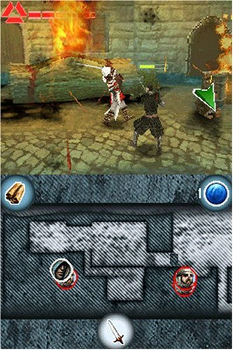 assassin creed altairs chronicles nds