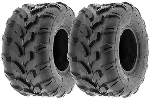Amazon Com Mmg Set Of 2 18x9 5 8 Tires 4 Ply Lawn Mower Garden