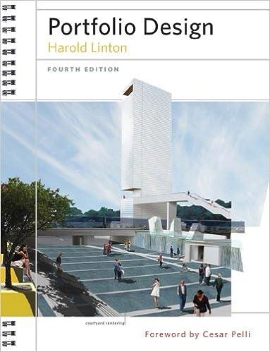 Portfolio Design (Fourth Edition): Harold Linton, Cesar