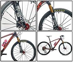 Horquillas de suspensión para Bicicletas de montaña Aleación de ...