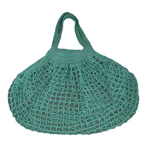 Seaside Crochet Market Bag ()